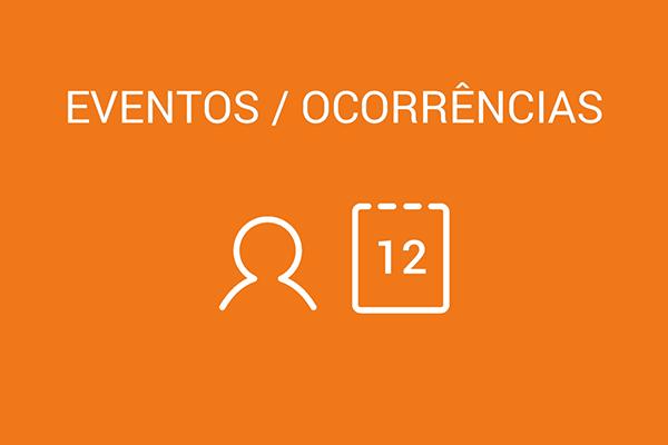 Eventos / Ocorrências